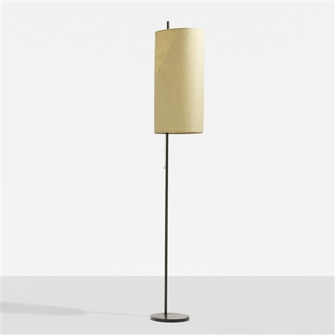 floor lamp from the sas royal hotel by arne jacobsen