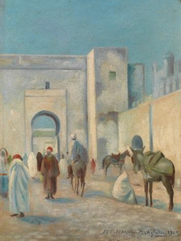 devant les remparts by roméo aglietti