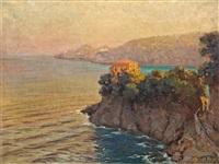 mediterrán alkony by jenö karpathy