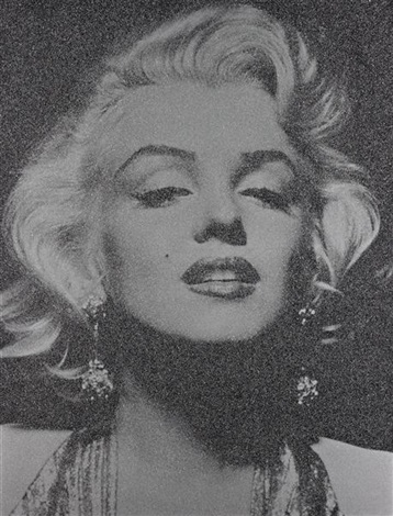 marilyn by russell young