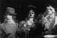 clowns, new york by angela aschauer