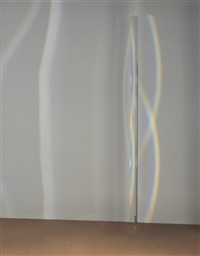 light column by robert irwin