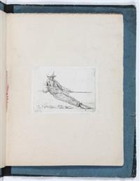 mariniers du golfe de naples (portfolio of 26) by le riche (leriche)