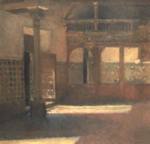 casa de granada by jose maria lopez mezquita