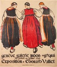 genève galerie moos 10 grd-quai by edouard (eugène françois) vallet