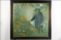 pontikankeitto (hembränning) by joseph alanen