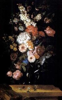vase de fleurs by benito espinos