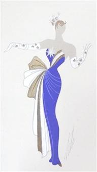 costume design by erté
