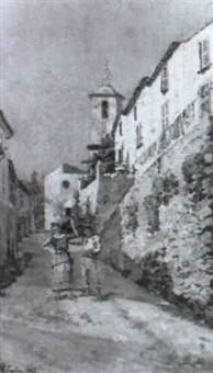 rue mediterraneenne by paul valantin