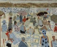 plage d'ajaccio by jacques bartoli