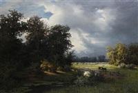 before the storm by margarete von baczko