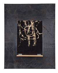 shelf painting by fredrik vaerslev and stale vold