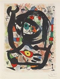 für das county museum of art, la by joan miró