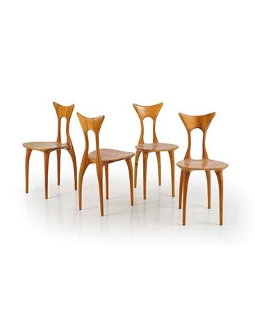 sedie serie aida4 works by giorgio ragazzini