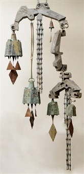 bells by paolo soleri