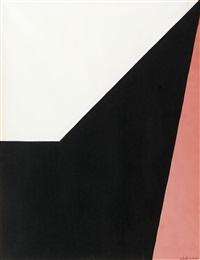 composition - figure (2 works) by emile gilioli
