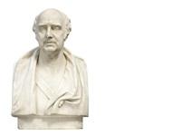 bust of a gentleman by william behnes