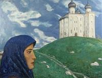 novgorod by ilya glazunov