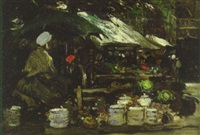 in the market by flora macdonald reid
