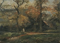 haus im park by georg hesse