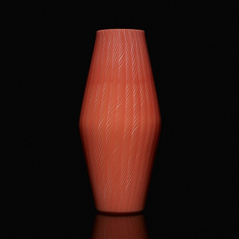 primaries vase by james carpenter