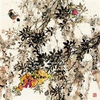 秋思 by liang shimin