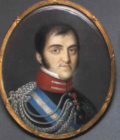 fernando vii king of spain and the indies by luis de la el canario cruz y ríos