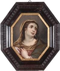 brustbildnis der heiligen mit dem dolch in der hand by anonymous-italian-bolognese (17)