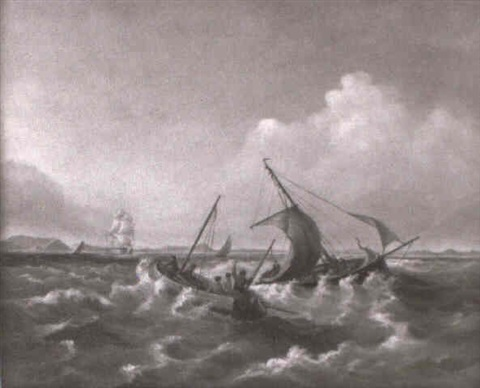 rescuing a ship at sea by f miles
