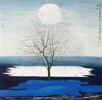 夜静月圆 by xue liang