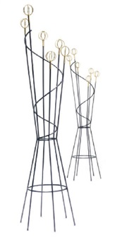 coat stands (pair) by geo