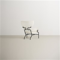 tre pezzi lounge chair by franco albini