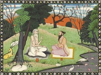 jaimuni questions markandeya (from the markandeya purana) by anonymous-indian (19)