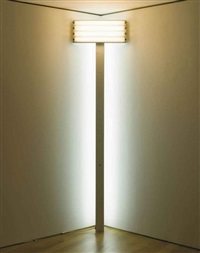 untitled (to jörg schellmann) by dan flavin
