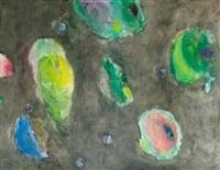 ohne titel (abstrakte komposition) by bernd koberling