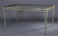 table de milieu by gilbert poillerat