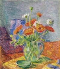 blomsterstilleben by stojan aralica