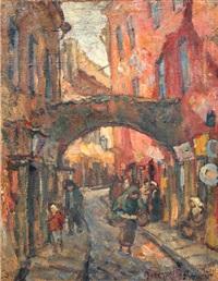 in the ghetto by david labkovski