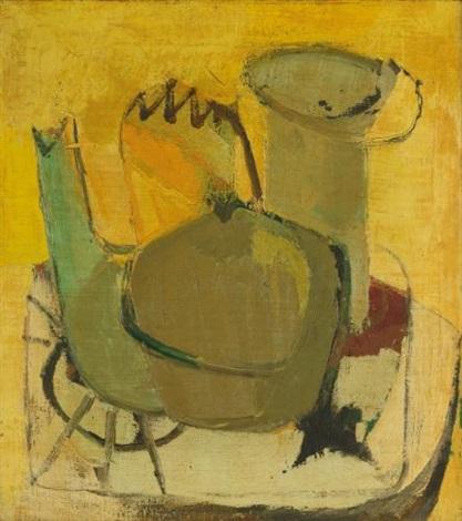 teapot by franz kline