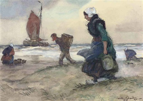 the bait gatherers by willy sluijter