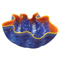 macchia vessel by dale chihuly