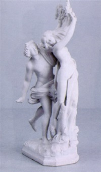 apollon och daphne by pietro barzanti