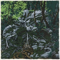 raymond's stream by neil welliver