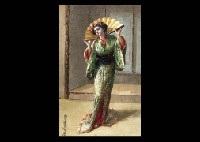 dancing woman by tama ragusa