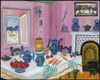 interior with still life by simone mary bouchard