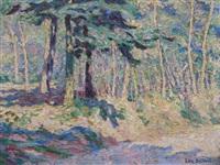 les grands arbres by edmond bailleul