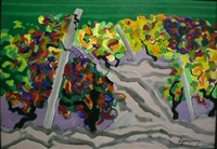 les vieilles vignes by andré fougeron