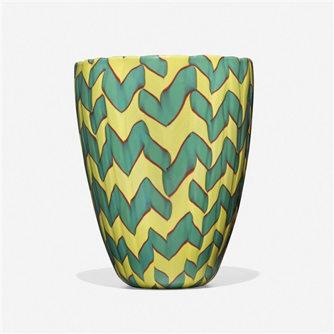 calabash vase by james carpenter