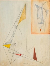 drawings for constructions by michael snow