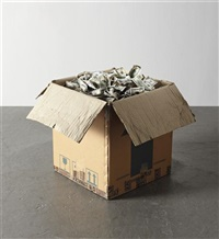 box of money by justin lieberman